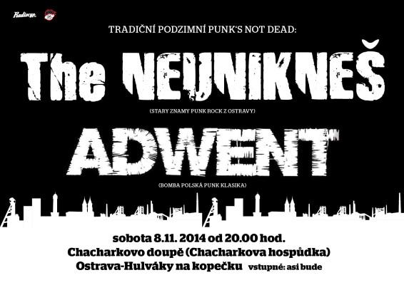 The Neunikneš + Adwent v Chacharkovi